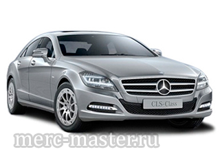 Запчасти мерседес CLS